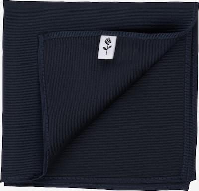 SEIDENSTICKER Pochet ' Schwarze Rose ' in de kleur Donkerblauw, Productweergave