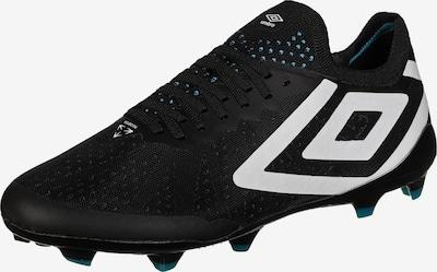 UMBRO Fußballschuh in blau / schwarz / weiß, Produktansicht