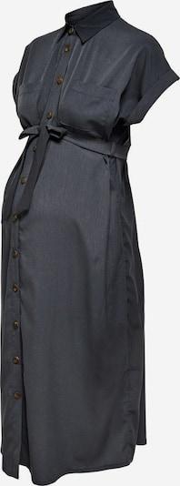ONLY Blusenkleid in taubenblau, Produktansicht
