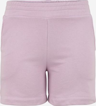 PIECES (Curve) Pantalon 'LIOLA' en violet pastel, Vue avec produit
