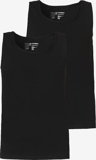 KIDS ONLY Unterhemd in schwarz, Produktansicht