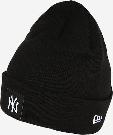 melns NEW ERA Cepure