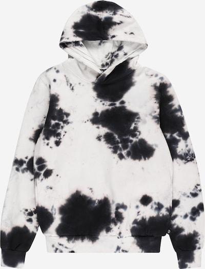 D-XEL Sweatshirt 'MAUI 068' in schwarz / weiß, Produktansicht