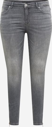 ONLY Carmakoma Jeans 'Karla' in grey denim, Produktansicht