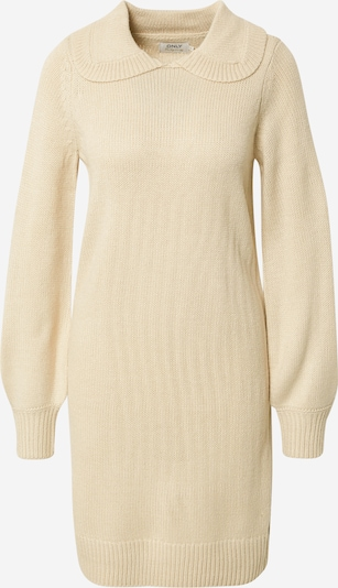ONLY Úpletové šaty 'LEXA' - béžová / krémová, Produkt