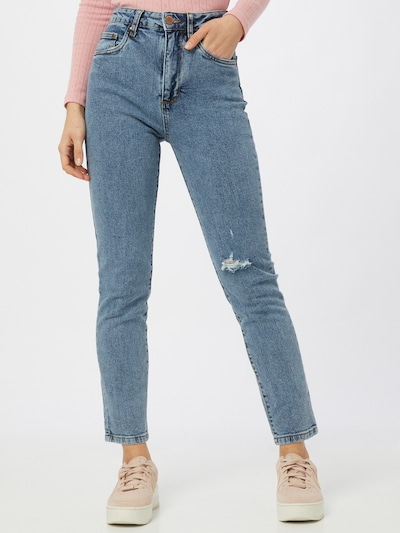 Cotton On Jeans in de kleur Blauw denim, Modelweergave