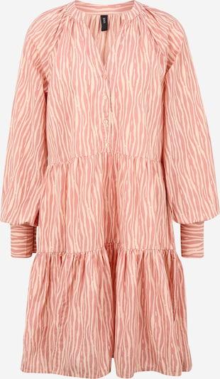 Y.A.S (Tall) Kleid in beige / rosa, Produktansicht