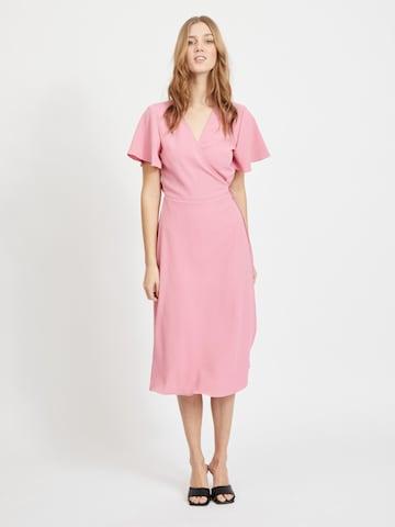 VILA Kleit, värv roosa