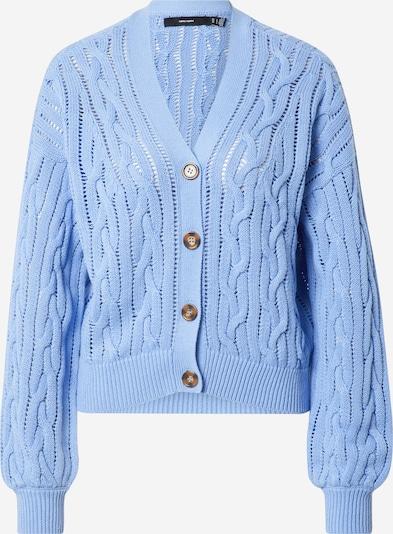 VERO MODA Strickjacke 'CLEMENTINE' in hellblau, Produktansicht