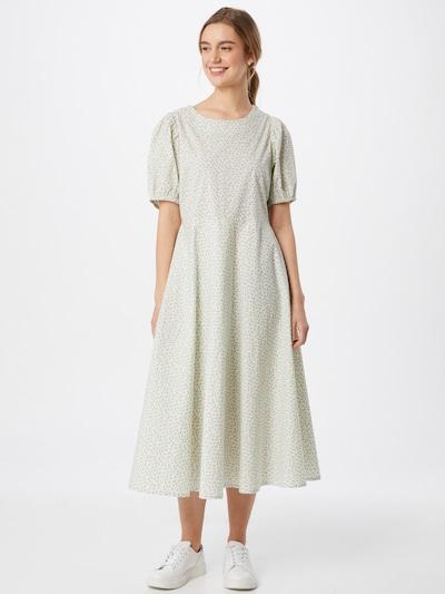 Love Copenhagen Kleid 'Gitina' in beige / rauchblau / grün / rosa, Modelansicht