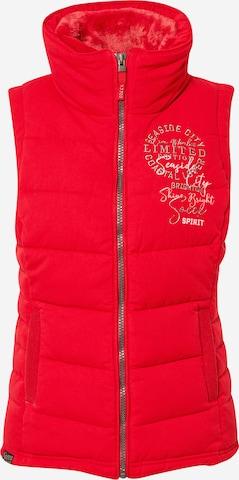 Soccx Vest, värv punane