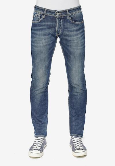 Le Temps Des Cerises Jeanshose '700/11PS' in blau, Modelansicht