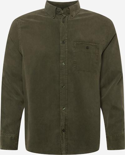 Filippa K Hemd 'Zachary' in dunkelgrün, Produktansicht