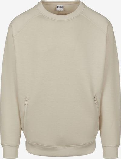 Urban Classics Sweatshirt in creme, Produktansicht