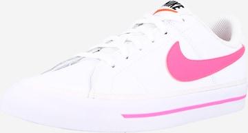 Nike Sportswear Ketsid 'Court Legacy', värv valge