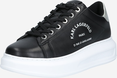 Karl Lagerfeld Niske tenisice 'Kapri Maison' u crna, Pregled proizvoda