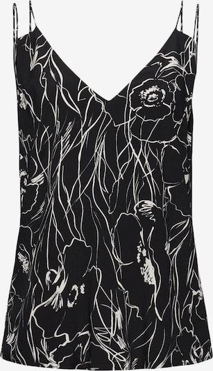 Esprit Collection Top in schwarz / weiß, Produktansicht