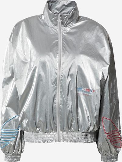 ADIDAS ORIGINALS Přechodná bunda 'Japona' - modrá / červená / stříbrná / bílá, Produkt