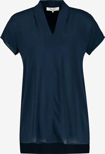 GERRY WEBER Bluse in dunkelblau, Produktansicht