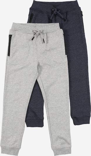 Pantaloni 'VALON' NAME IT di colore zappiro / grigio sfumato, Visualizzazione prodotti