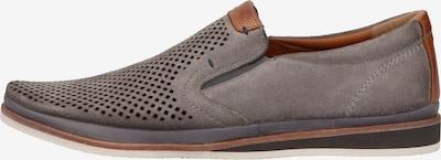 Marc Shoes Instappers in de kleur Grijs, Productweergave
