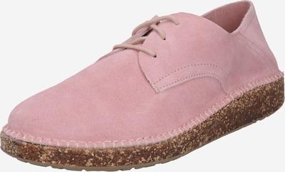 BIRKENSTOCK Šněrovací boty 'Gary Suede' - světle růžová, Produkt