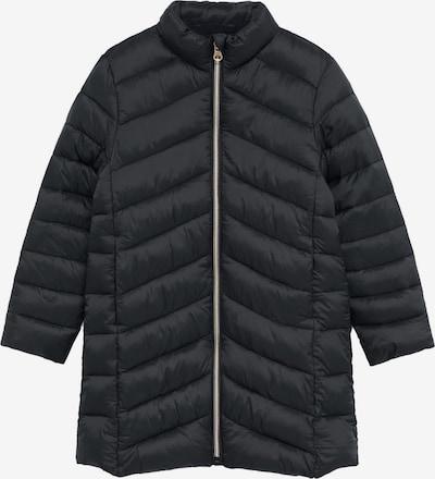 MANGO KIDS Płaszcz 'Alilong 8' w kolorze czarnym, Podgląd produktu