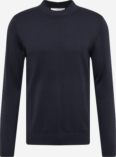 SELECTED HOMME Sweater in Blue / Dark blue, Item view