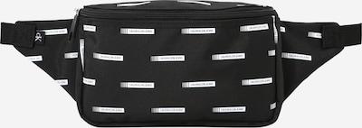 Borsetă Calvin Klein Jeans pe negru / alb, Vizualizare produs