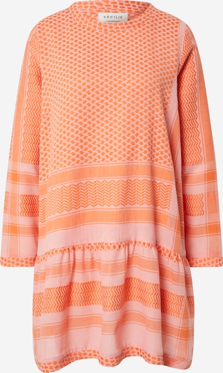 Cecilie Copenhagen Kleid in orange / rosa, Produktansicht