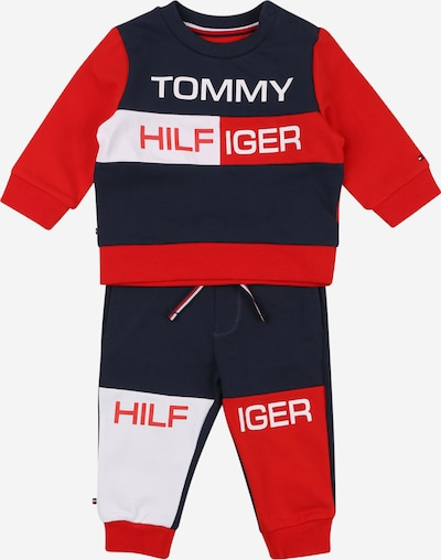 TOMMY HILFIGER Set in navy / rot / weiß, Produktansicht