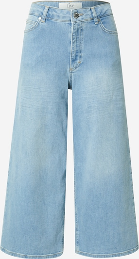 FIVEUNITS Jeans 'Abby Crop' in blue denim, Produktansicht