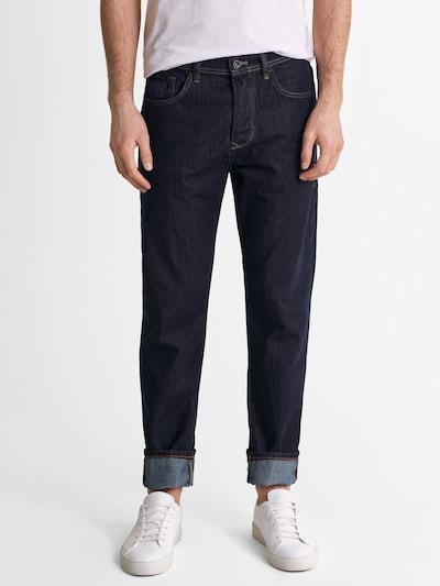 Salsa Jeans in blau, Modelansicht