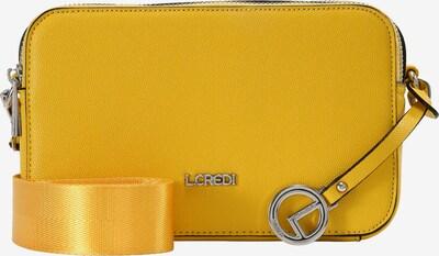 L.CREDI Umhängetasche 'Florentia' in gelb, Produktansicht
