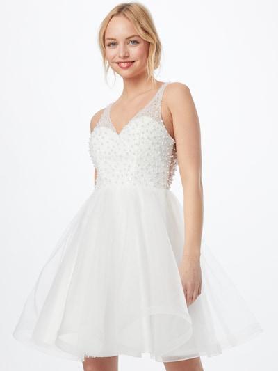 Laona Kleid in weiß, Modelansicht