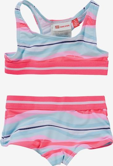 LEGO WEAR Bikini 'Anitta' in rauchblau / pink, Produktansicht