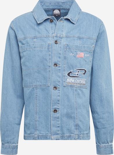 SOUTHPOLE Košile - modrá džínovina, Produkt
