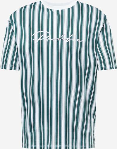River Island T-Shirt in grün / rot / weiß, Produktansicht