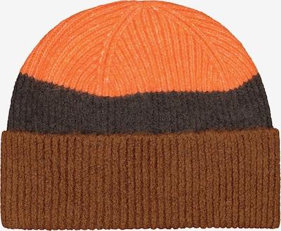 CODELLO Beanie in Brown / Orange, Item view