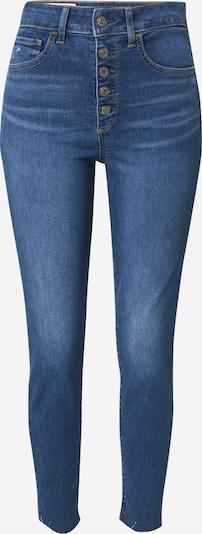 Jeans GAP pe albastru, Vizualizare produs