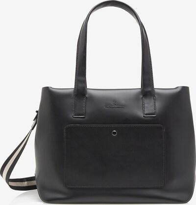 Castelijn & Beerens Schoudertas 'Dama Emma ' in de kleur Zwart, Productweergave