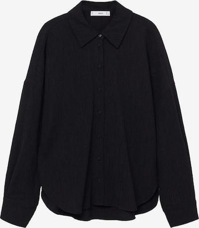 MANGO Bluse 'Felipe' in schwarz, Produktansicht