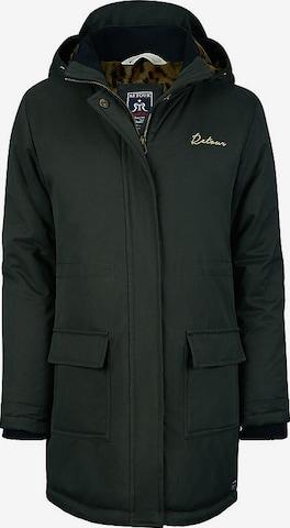 Retour Jeans Winter Jacket 'Dian' in Green