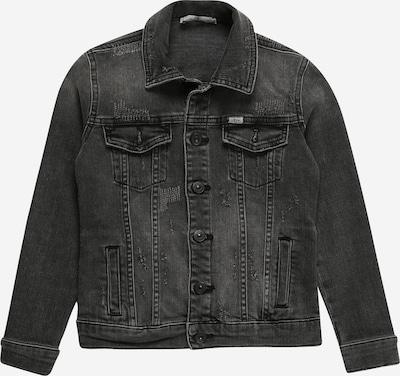 LTB Between-season jacket 'Santino' in Grey denim, Item view