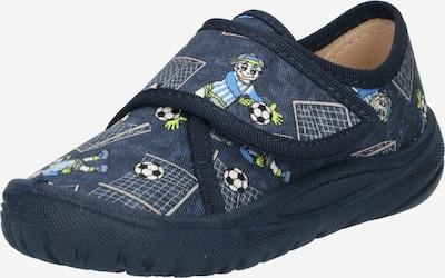 ELEFANTEN Zapatillas de casa 'Mipps Marion' en navy / mezcla de colores, Vista del producto