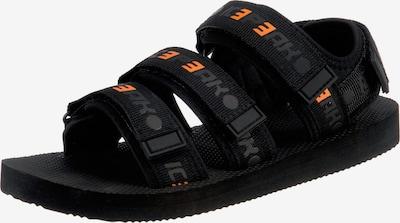 ICEPEAK Sandale in orange / schwarz, Produktansicht