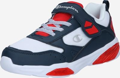 Champion Authentic Athletic Apparel Baskets 'WAVE' en bleu marine / rouge / blanc, Vue avec produit