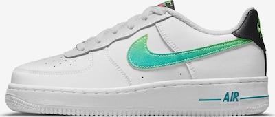 Nike Sportswear Sneaker 'AIR FORCE 1 LV8' in grün / schwarz / weiß, Produktansicht