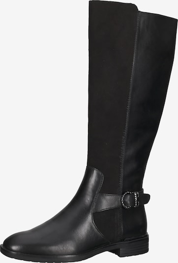 TAMARIS Boots in Black / Silver, Item view