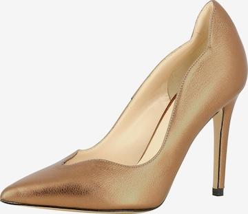 EVITA Damen Pumps ALINA in Gold